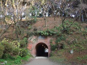 お石トンネル,太宰府,